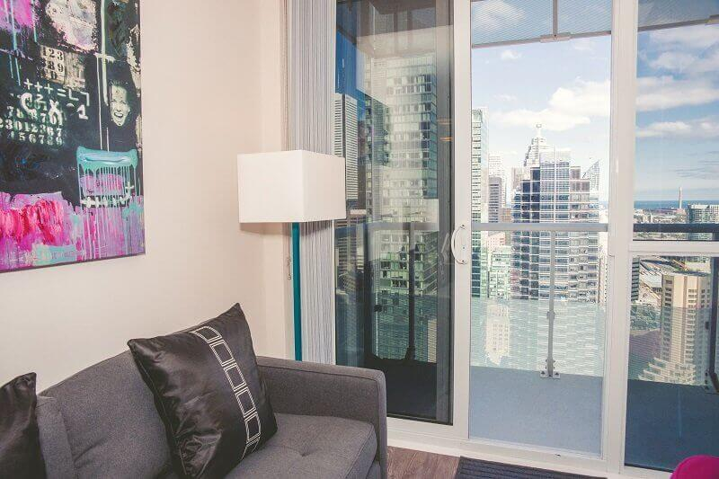 Portland Suite Furnished Apartment Toronto