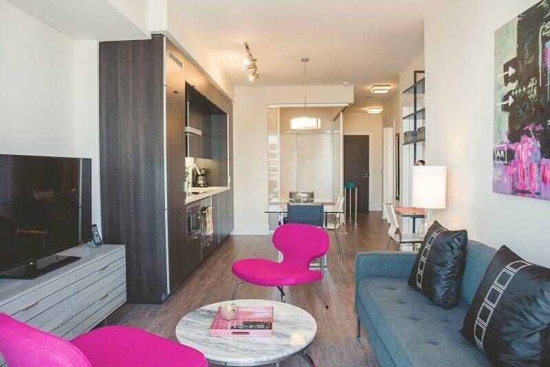 Portland Suite Luxury Rentals Toronto