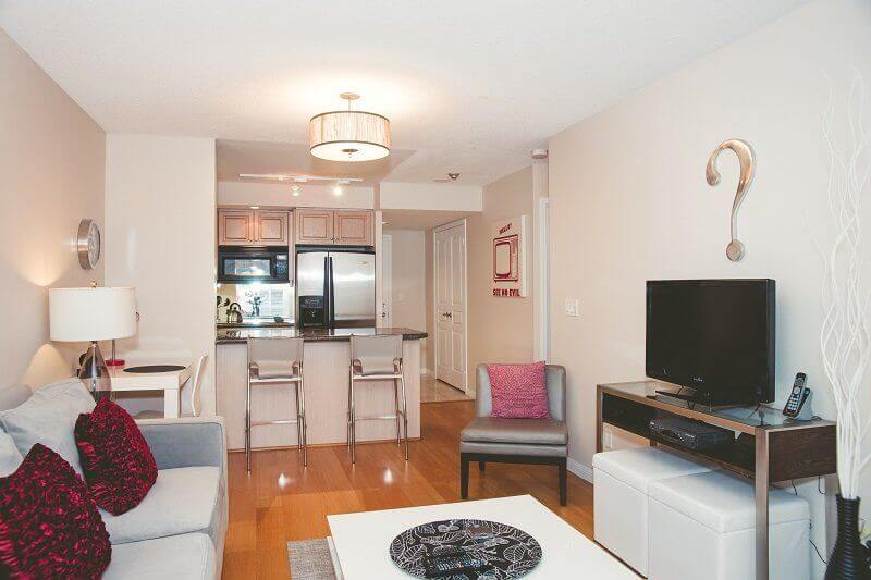 Caledonia Suite Furnished Apartment Rentals Toronto