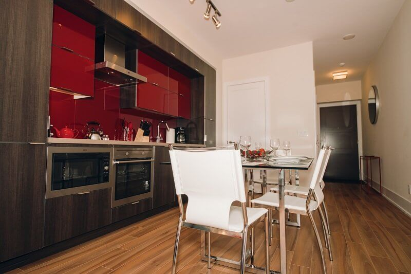 Yonge Suite Furnished Rentals Toronto