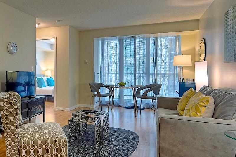 Erskine Suite Furnished Rentals Toronto