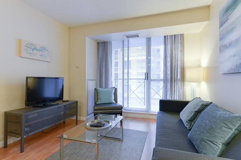 Davenport Suite Furnished Apartment Rentals Toronto