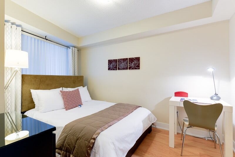 Chrome Suite Serviced Apartment Rental Toronto