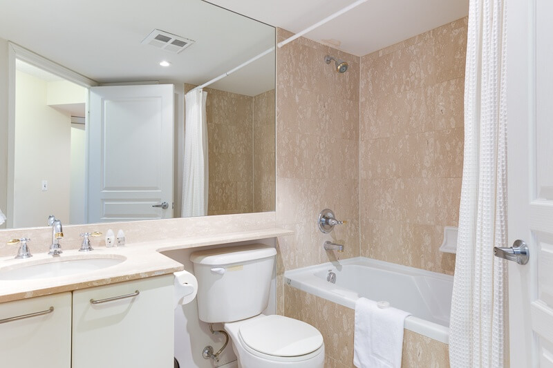Jubilation Suite Furnished Apartment Rentals Toronto